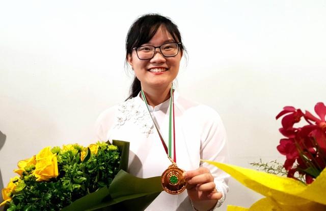 Học sinh Nguyễn Phương Thảo