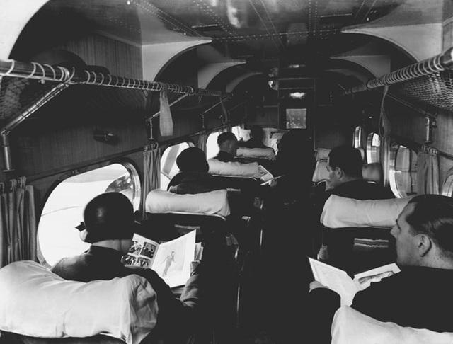 Hình ảnh cho thấy những đổi thay trong các chuyến bay xưa và nay - 15