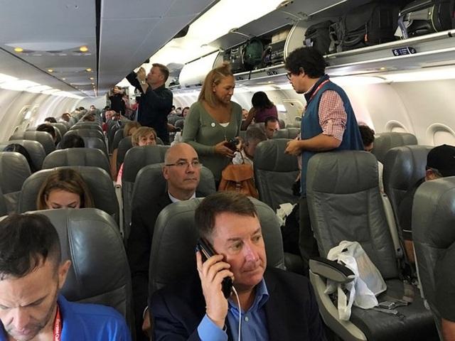 Hình ảnh cho thấy những đổi thay trong các chuyến bay xưa và nay - 18