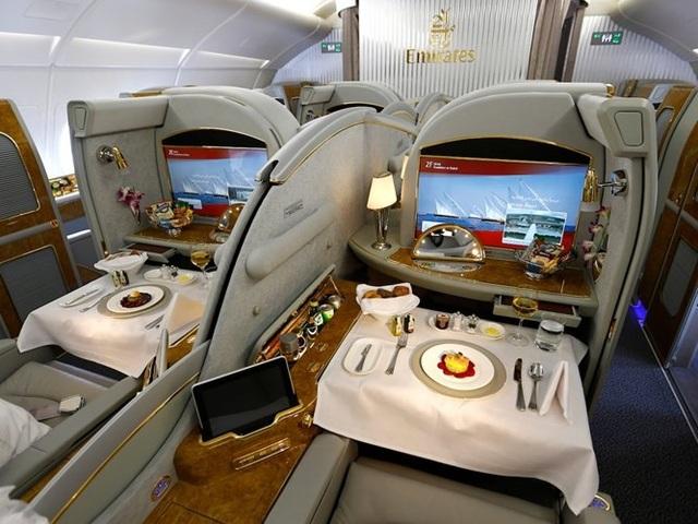 Hình ảnh cho thấy những đổi thay trong các chuyến bay xưa và nay - 21