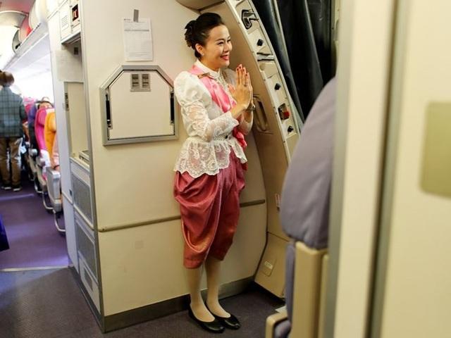 Hình ảnh cho thấy những đổi thay trong các chuyến bay xưa và nay - 35