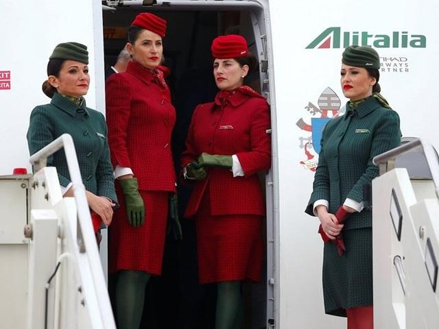 Hình ảnh cho thấy những đổi thay trong các chuyến bay xưa và nay - 37