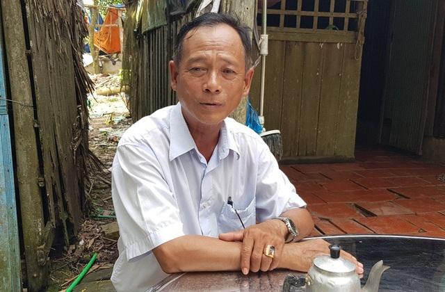 Ông Trần Thiết Trung - Chủ tịch Hội chữ thập đỏ huyện Cờ Đỏ cho biết gia đình chị Nhung hết sức khó khăn và mong muốn bạn đọc báo giúp đỡ để chị Nhung vượt qua nghịch cảnh.