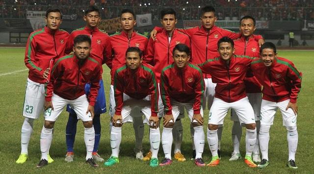 Olympic Indonesia đặt tham vọng lớn tại Asiad 2018 trên sân nhà