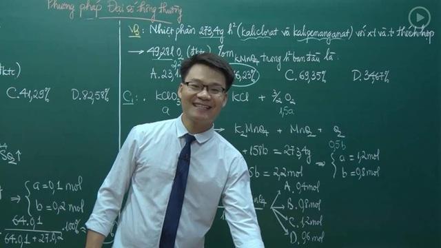 Thầy giáo Vũ Khắc Ngọc
