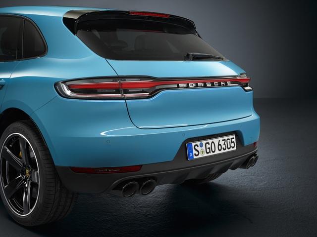 Porsche Macan 2019 - Tạo sự khác biệt ở thiết kế nội thất - 3