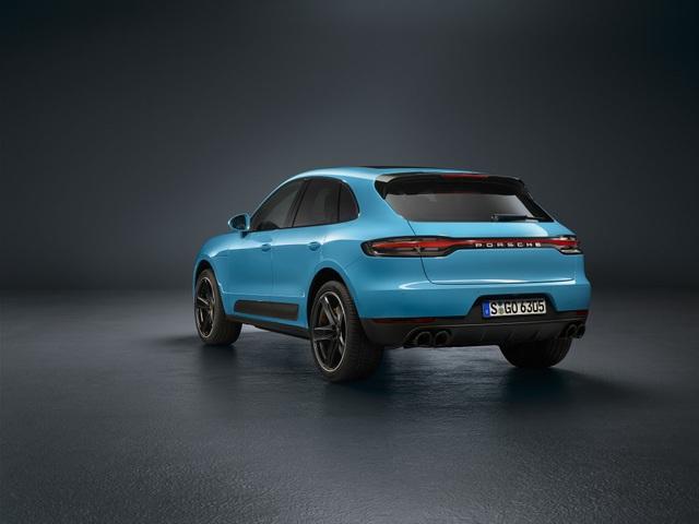 Porsche Macan 2019 - Tạo sự khác biệt ở thiết kế nội thất - 4