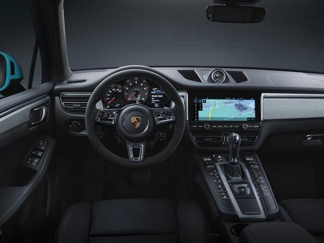 Porsche Macan 2019 - Tạo sự khác biệt ở thiết kế nội thất - 6
