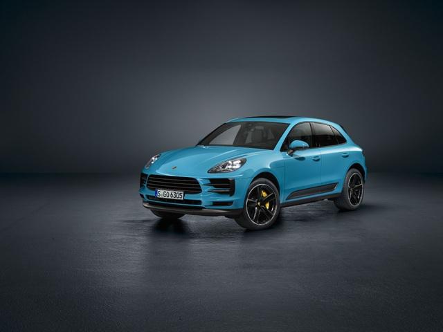 Porsche Macan 2019 - Tạo sự khác biệt ở thiết kế nội thất - 9
