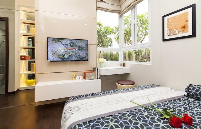 Những căn hộ có giá vừa tầm nhưng đáp ứng được các yêu cầu về chất lượng, tiến độ, tiện ích...sẽ có mức thanh khoản tốt