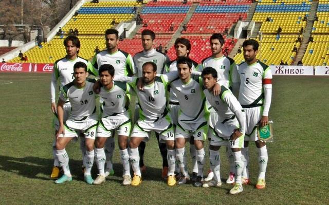 Bóng đá Pakistan không phải là nền bóng đá mạnh tại châu Á