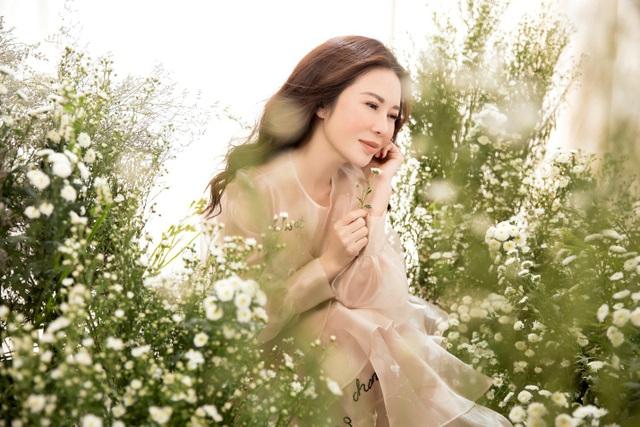 Doanh nhân – Hoa khôi Lan Phương đẹp tinh khôi với sắc trắng - Ảnh 7.