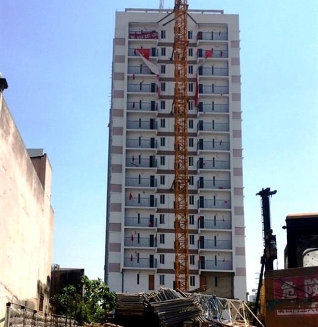 Dự án Tân Bình Apartment do Công ty TNHH Đầu tư Bất động sản Tân Bình làm chủ đầu tư.