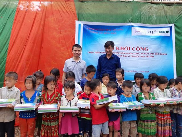 Khởi công xây dựng cầu Dân trí thứ 15 tại Hà Giang - 14