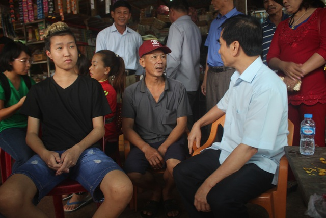 Người Việt Nam kể lần đối mặt với dòng lũ và những khó khăn trước mắt trên đất khách