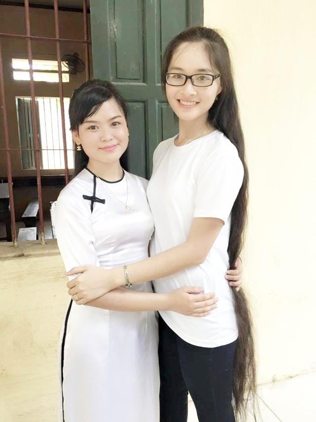 """Nữ sinh """"công chúa tóc mây"""" lọt top 25 Hoa hậu Việt Nam 2018 - 9"""