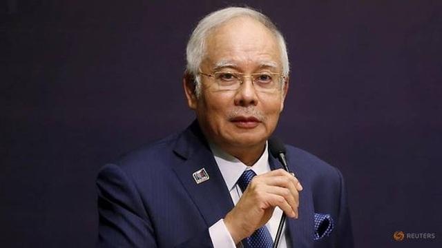 Cựu Thủ tướng Malaysia Najib Razak (Ảnh: Reuters)