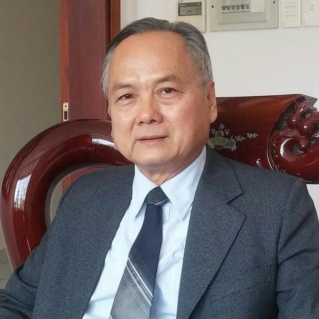 PGS.TS Đỗ Văn Xê, nguyên Phó hiệu trưởng trường ĐH Cần Thơ.