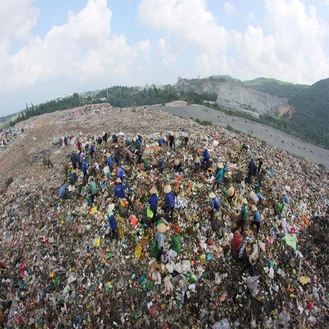 Nếu không có biện pháp tốt, Việt Nam sẽ đối mặt tình trạng ô nhiễm do phế liệu. Ảnh: Internet