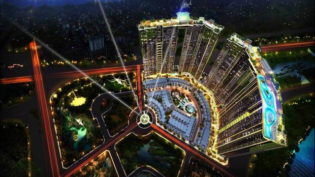 """Sunshine City đã xuất sắc giành giải thưởng ở hạng mục """"Nhà ở hạng sang tốt nhất Việt Nam 2018- Best Luxury Landed Development"""""""