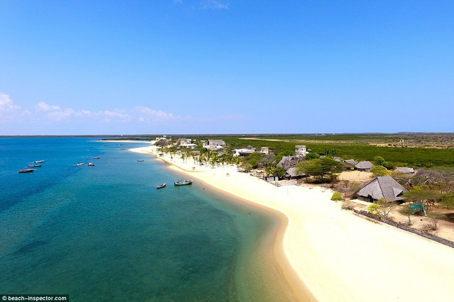Bạn có biết đâu là những bãi biển đẹp nhất thế giới? - 4