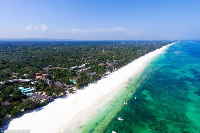 Bạn có biết đâu là những bãi biển đẹp nhất thế giới? - 5