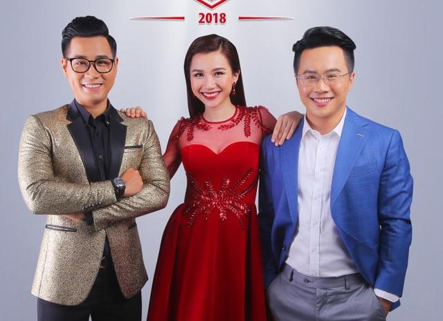 3 gương mặt đảm nhận vị trí huấn luyện viên mùa này là MC Nguyên Khang, BTV Tấn Tài và người mẫu Thảo Nhi.