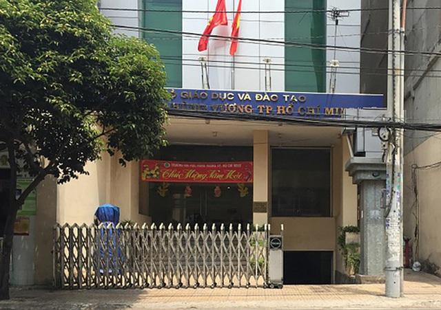 Trường ĐH Hùng Vương TPHCM hiện có trụ sở ở Quận 5, TPHCM