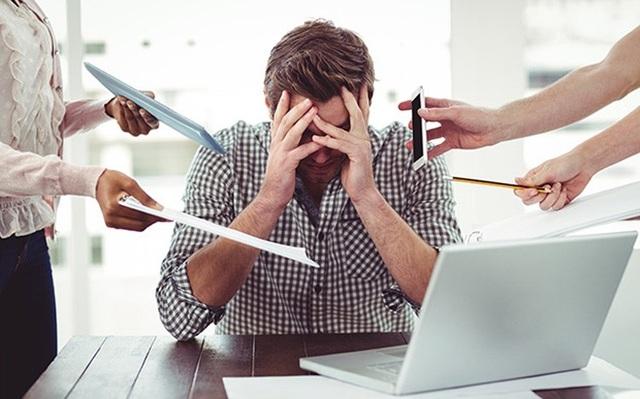 """Muốn giảm stress công sở: Đừng ngần ngại, hãy thẳng thắn nói """"không""""! - 1"""