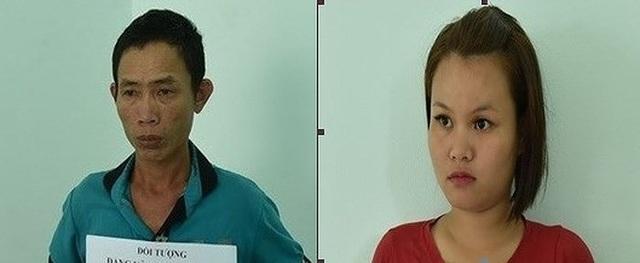 Cặp vợ chồng hờ Thùy, Trang