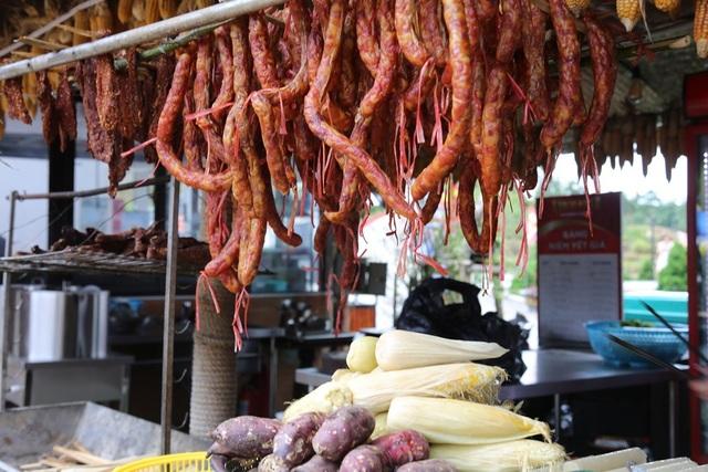 Người Tây Bắc cũng mê mệt Lễ hội ẩm thực ở Fansipan - 3