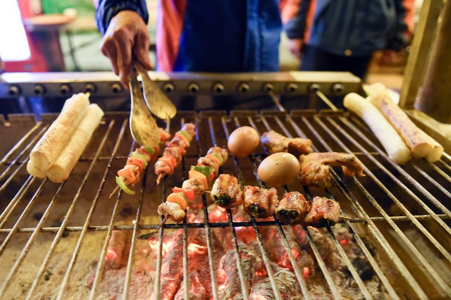 Người Tây Bắc cũng mê mệt Lễ hội ẩm thực ở Fansipan - 4