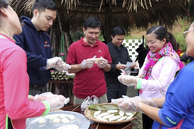 Người Tây Bắc cũng mê mệt Lễ hội ẩm thực ở Fansipan - 6