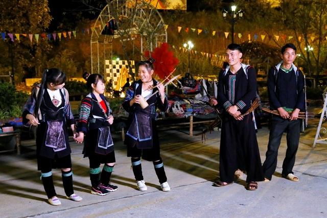 Người Tây Bắc cũng mê mệt Lễ hội ẩm thực ở Fansipan - 8
