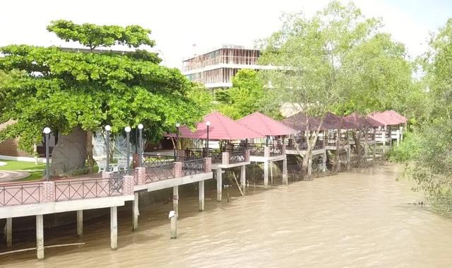 Công trình resort của Công ty Linh Phương