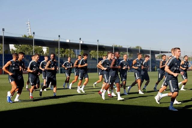 Real Madrid mang đội hình mạnh tới dự giải IC Cup 2018