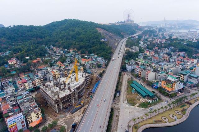 Thành phố Hạ Long có khả năng phải quy hoạch lại (Ảnh minh họa)