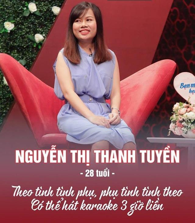Bạn nữ Thanh Tuyền