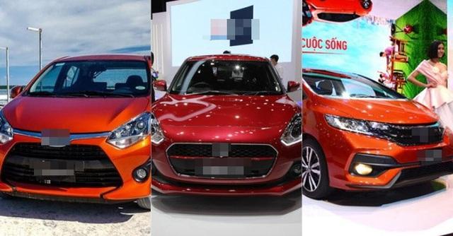 Thị trường xe giá rẻ tại Việt Nam là phân khúc ưa thích của hãng xe ngoại.
