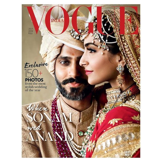 Những hình ảnh đẹp như mơ trong hôn lễ minh tinh Ấn Độ - 1