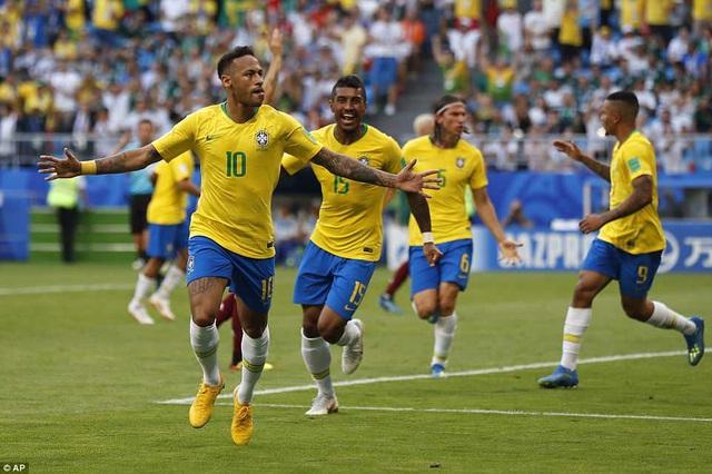 BLV Quang Huy đánh giá rất cao đội tuyển Brazil