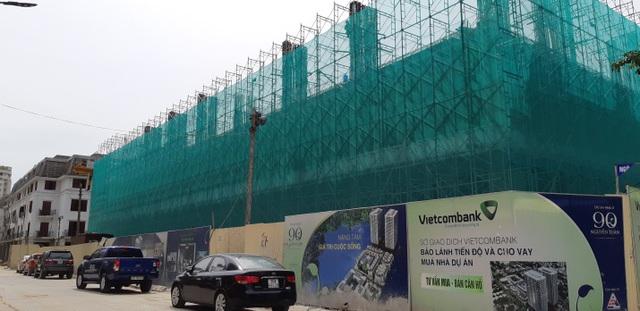 Môi trường sống - Nâng tầm giá trị của dự án nhà ở cao cấp 90 Nguyễn Tuân - 1
