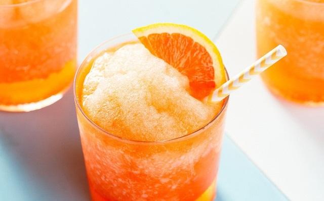 Tại sao nên cho nước cam ép vào ngăn đá trước khi sử dụng? - 1
