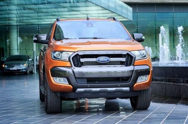 Ford đã thông quan được chiếc bán tải Ranger nhưng có nhiều thay đổi theo hướng tăng giá đối với phiên bản cao cấp nhất dùng động cơ 3.2L