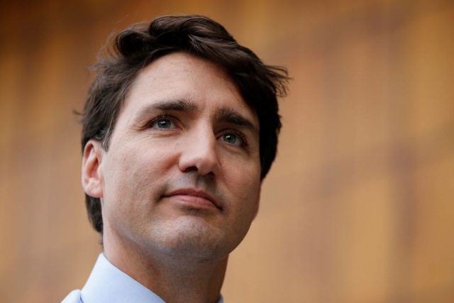Thủ tướng Canada Justin Trudeau (Ảnh: Reuters)