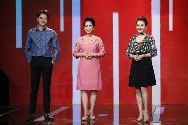 """3 diễn viên chính của """"Sống chung với mẹ chồng"""" - NSND Lan Hương, Bảo Thanh và Anh Dũng lại về chung một nhà. NSND Lan Hương: """"Tôi muốn chia sẻ kinh nghiệm với các bà mẹ chồng và con dâu những kinh nghiệm để cho gia đình hạnh phúc và luôn rộn rã tiếng cười."""""""