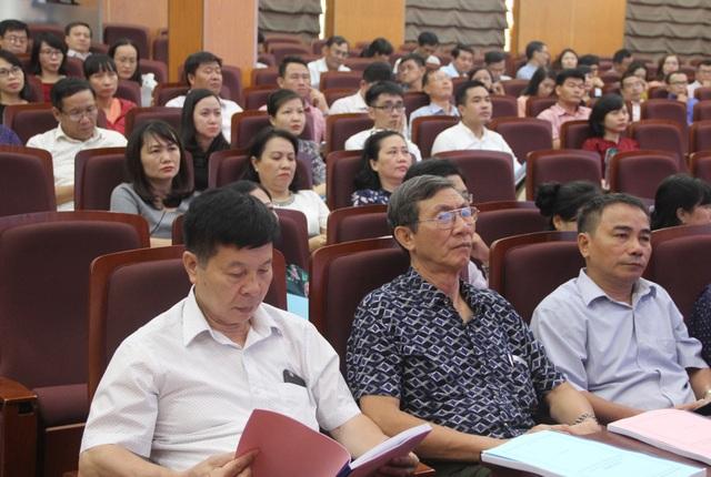 Đại diện 23 trường ĐH, học viện ở khu vực phía Nam sẽ góp ý cho nội dung đổi mới chương trình, giáo trình các môn Lý luận chính trị