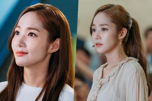 Park Min Young thu hút sự quan tâm của truyền thông và người hâm mộ nhờ bộ phim Thư ký Kim.