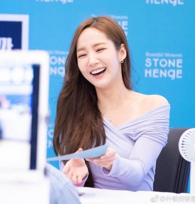 """Mê mẩn ngắm vẻ thần tiên của """"thư ký Kim"""" Park Min Young - 13"""
