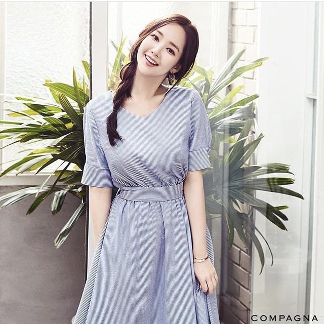 """Mê mẩn ngắm vẻ thần tiên của """"thư ký Kim"""" Park Min Young - 9"""